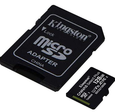Cartão de memória Kingston MicroSD