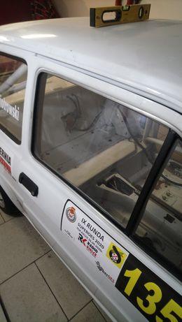 Szyby z poliwęglanu Fiat 126p 4mm KJS WSMP GSMP