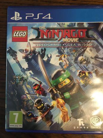 Gra Lego Ninjago movie PS4