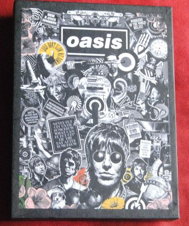 Oasis*Lord Don't Slow Me Down/2DVD