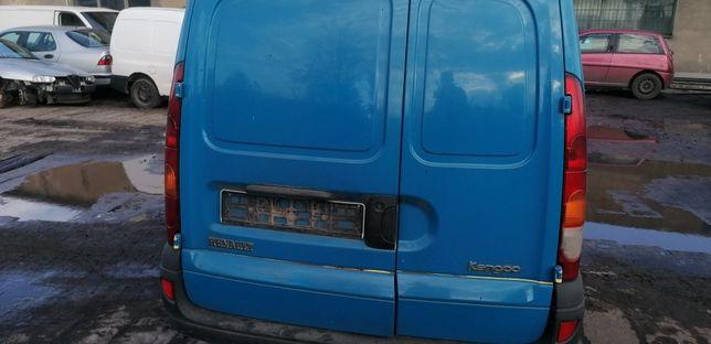 Renault Kangoo Lift drzwi tył L+P Kompletne