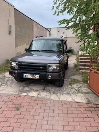 Land Rover Discovery ll zamiana