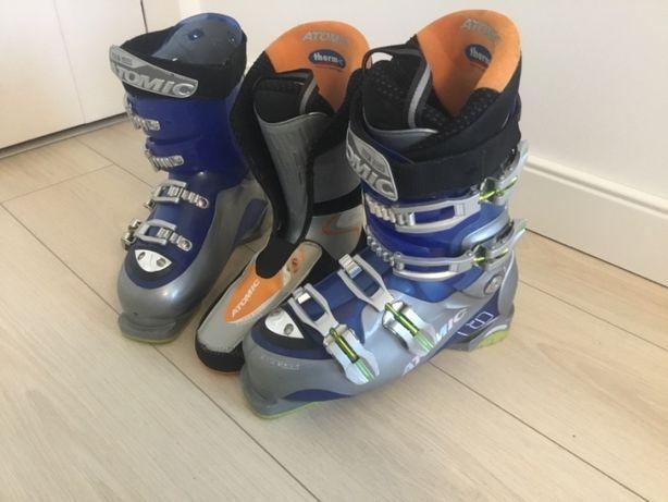 Buty narciarskie Atomic rozmiar 40-41 .