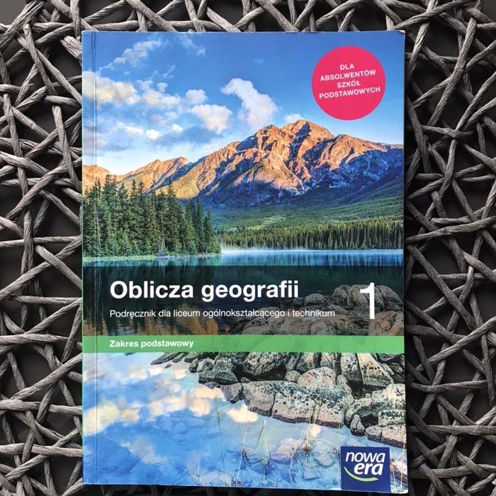 podręcznik Oblicza geografii 1 zakres podst. dla liceum 4-letniego Częstochowa - image 1