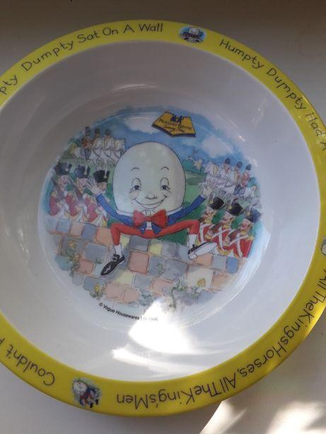 Тарелка Детская Англия