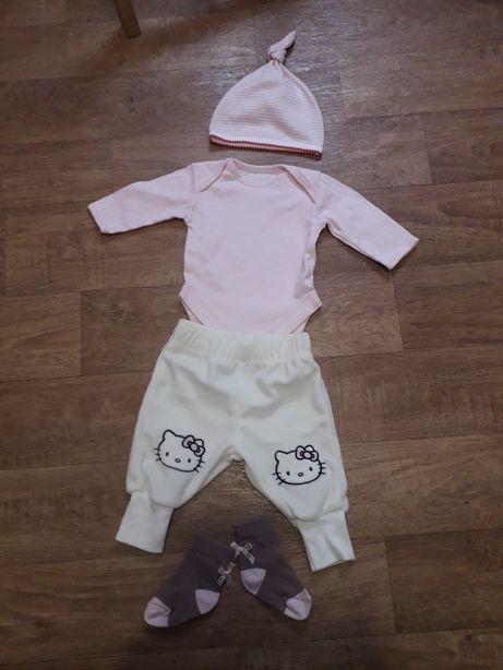 Наборчик для новорождённой