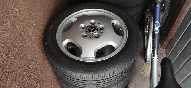 Koła Mercedes A 195/50 R15