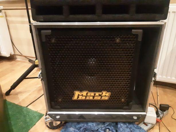 Kolumna basowa Mark Bass 151 na 15 calach  New York black+case