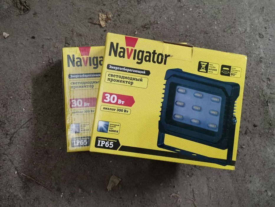 Светодиодный прожектор Navigator 30W 4000K Запорожье - изображение 1