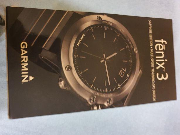 Zegarek Garmin Fenix 3