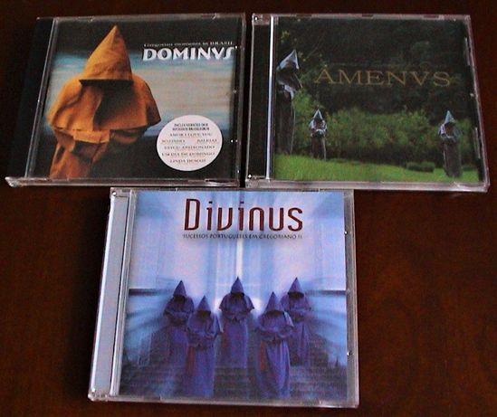 Música GREGORIANA-O preço indicado é o total para os 3 CD'S