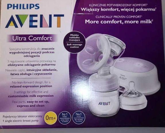 Philips Avent Laktator Elektryczny SCF332/31 używany przez 3 tygodnie