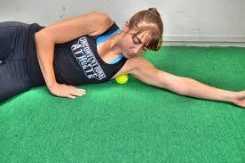 Bolas Lacrosse para Yoga e Reflexologia