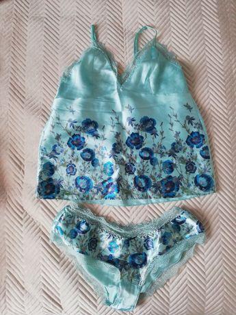 Satynowa piżama Esotiq