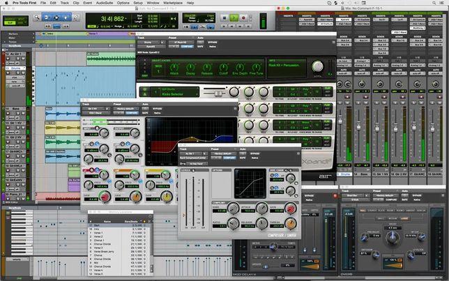 Miks, mastering, studio nagrań