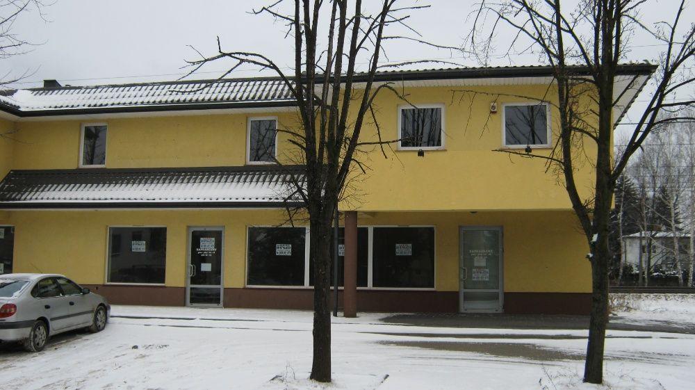 Do wynajęcia lokal Sulejówek 120m2 ul. Dworcowa 86 Sulejówek - image 1