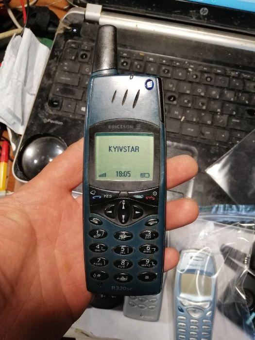 Телефон Ericsson R320s Никополь - изображение 1
