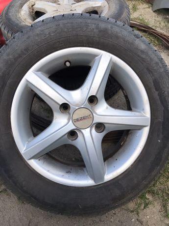 Alu koła Mitsubishi Volvo 4x114.3 185/65/14 + gratis