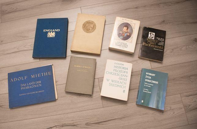 książki historyczne Marks Engels histofia filozofii gen Dąbrowski