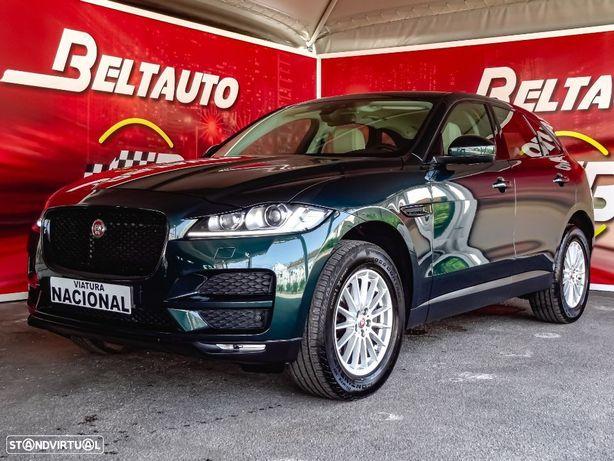 Jaguar F-Pace 2.0 i4D Prestige AWD Aut.