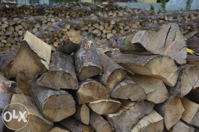 Drewno kominkowe sezonowane 2-3 lata Szczecin Police