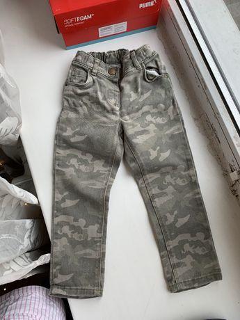 Детские джинсы next 2-3 года