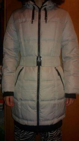Зимнее пальто. Зимняя куртка. Пуховик. Р-р 42