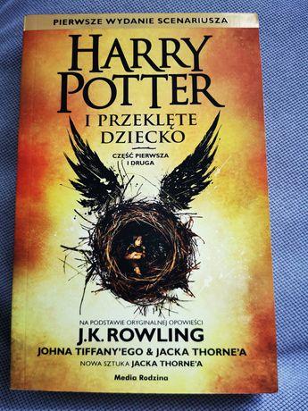 Harry Potter i przeklęte dziecko - scenariusz