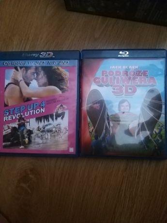 Filmy na Blu Ray 3D