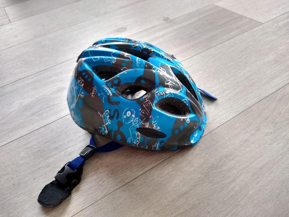 Kask rowerowy dziecięcy ABUS, rozm. S (45-50 cm) Gdańsk - image 1