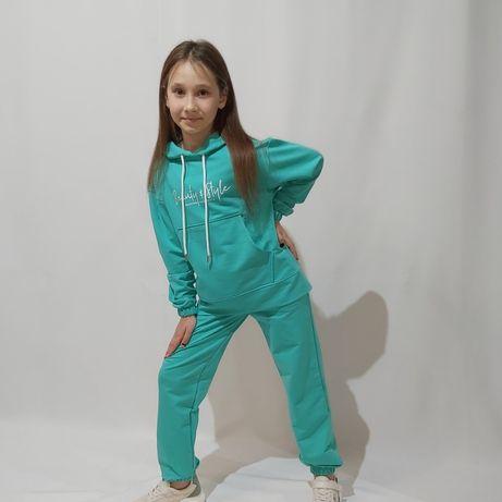 Детские спортивные костюмы для девочек (7-13 лет)