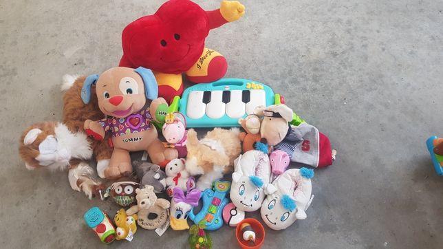 Zabawki misie i nie tylko