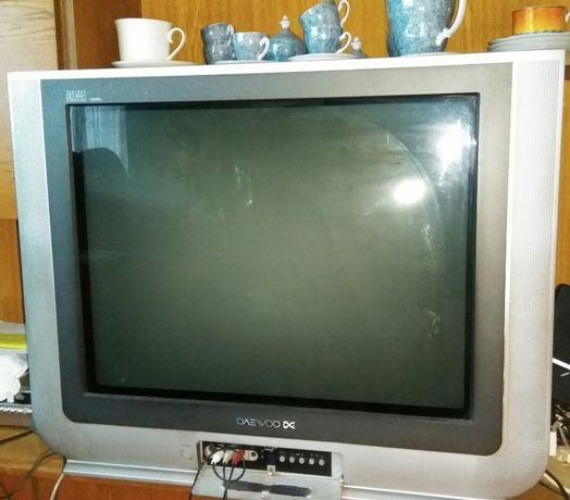 "Telewizor TV 29"" Flat Screen Virtual Dolby Surround 100Hz"