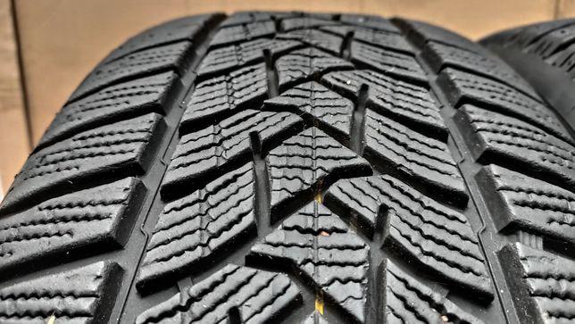 Шини 215/55 R16 Dunlop SP Winter Sport-5. 8,9мм! 2018р! // 50/60