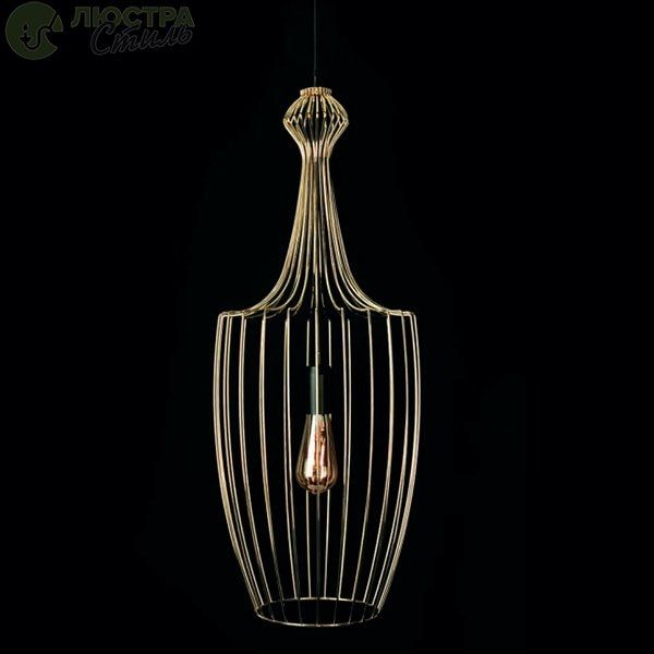 Złota lampa wisząca LUKSOR L 8850 NOWODVORSKI Nowość ! Częstochowa - image 1