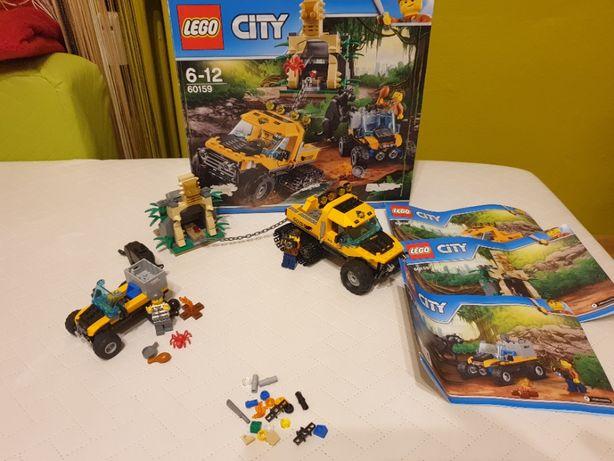 Zestaw Klocków LEGO CITY 60159