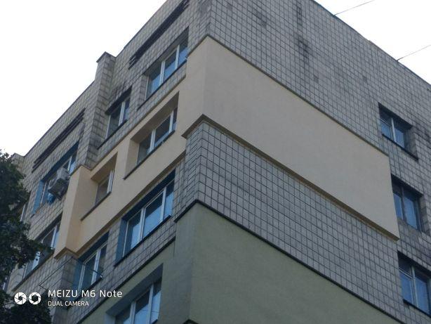 Утепление и наружное утепление квартир, фасадов. Замер бесплатно!