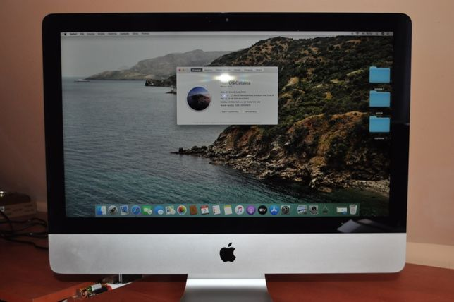 "Komputer Apple iMac (21,5""-inch, Late 2012) A1418 slim 21,5"" SSD 1TB"