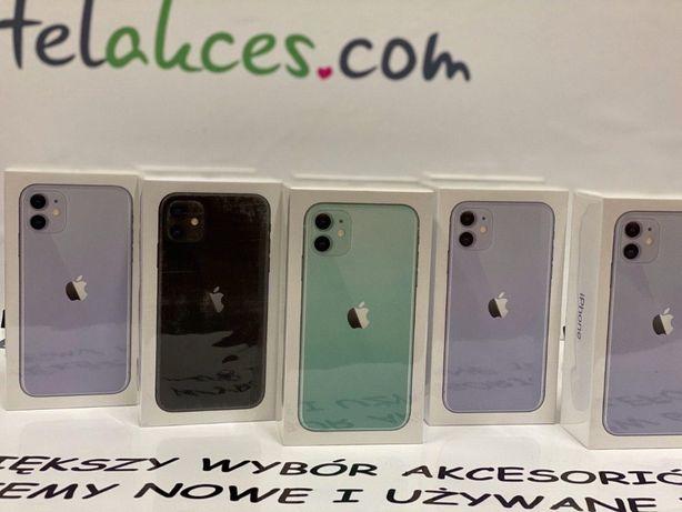 iPhone 11 128 GB Black/Green/White Galeria Łódzka Sklep Telakces