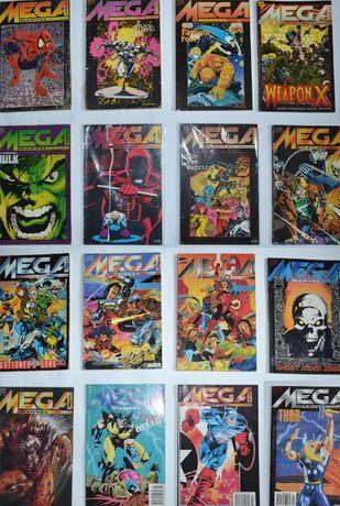 Mega Marvel tm semic komiksy na sztuki