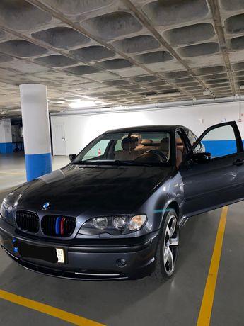 Carro BMW 320 usado