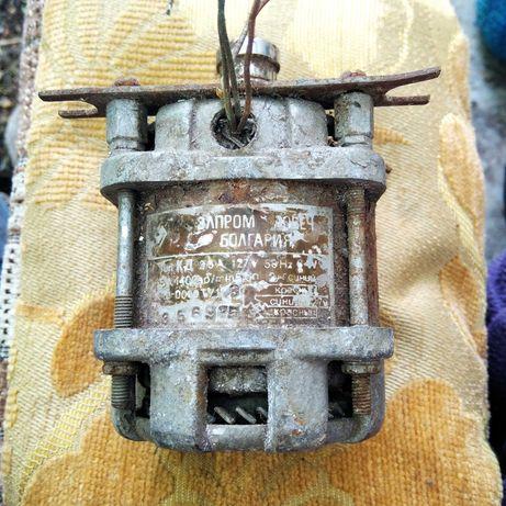 Электромотор Элпром КД 3,5А 6Вт, 127 В