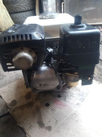 Продам двигатель на мотоблок мотокультиватор HONDA GX 160