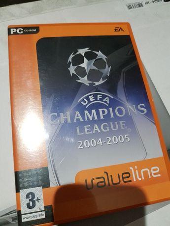 Jogo PC - UEFA Champions League 2004/5