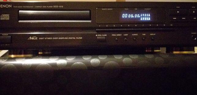Denon DCD 615 Odtwarzacz CD