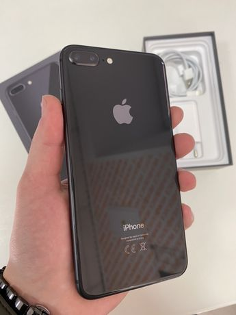 iPhone 8 Plus 64GB Space Gray гарантия 10мес