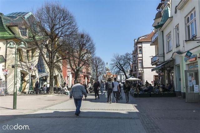 Mały lokal w centrum Sopotu