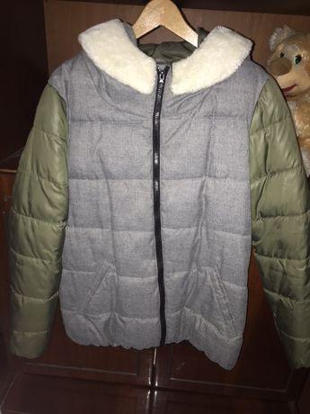 Осіння куртка фірми Sinsey