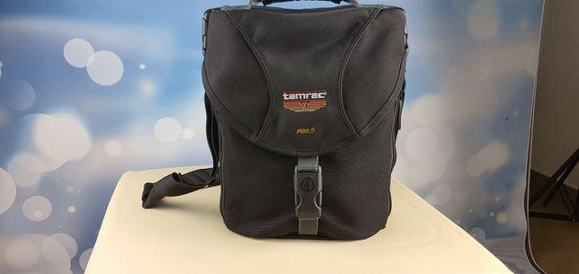 Profesjonalna torba fotograficzna TAMRAC PRO 5 bardzo mało używana