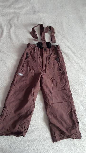 Spodnie narciarskie Reima rozm. 110
